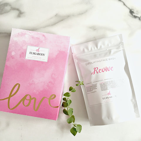Revive Exfoliating Face Wash