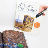 3Doodler Project Book + 3Doodler Pen