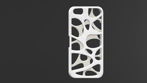 Iphone 5 / 5s | 3D Printed Mobile Cover (3)