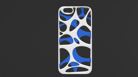 Iphone 6 / 6s | 3D Printed Mobile Cover (12)