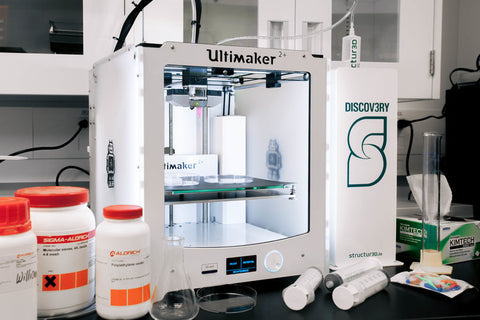 Discov3ry Paste printing system + Ultimaker 2+ bundle