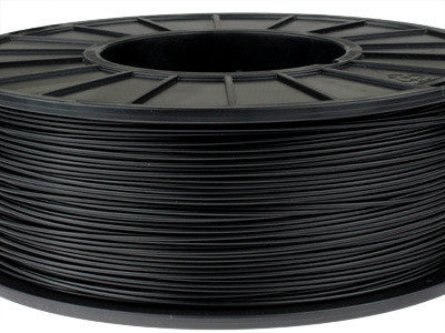 Black PLA 3D Printer Filament