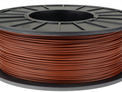 Brown PLA 3D Printer Filament