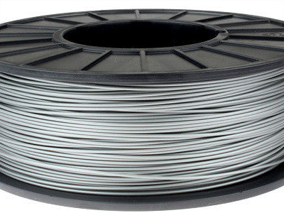 Silver PLA 3D Printer Filament