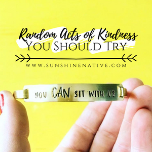 Random Acts of Kindness You Should Try,