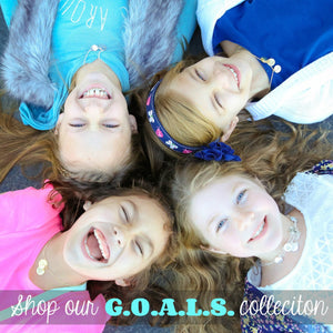 G.O.A.L.S. girls collection