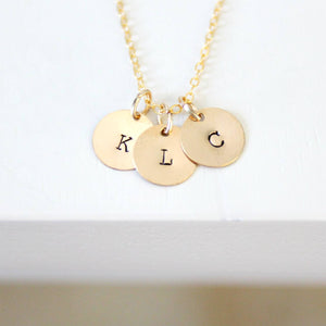 Keepsake Drop Necklace