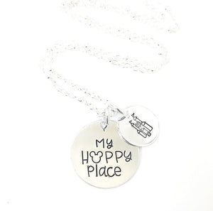 My Happy Place Necklace