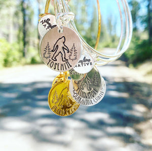 Big Foot National Parks Bangle