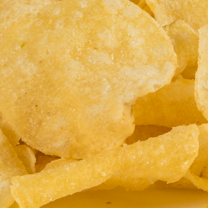 Bulk Unseasoned Kettle Chips (12 lbs)