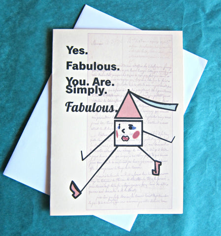 Tessify Greeting Cards