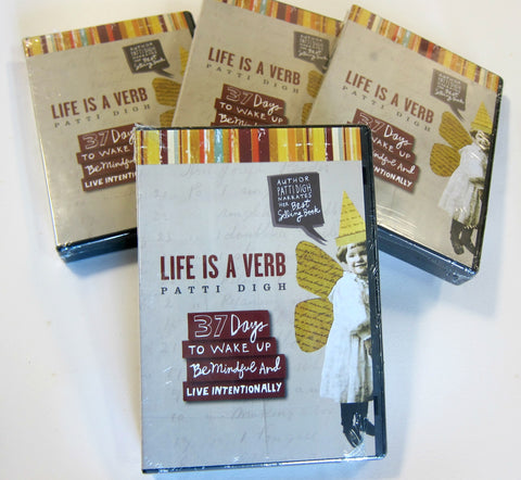 Life is a Verb AUDIO BOOK - Read by the Author