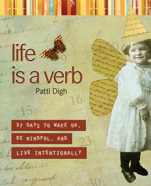 Life is a Verb - signed copy