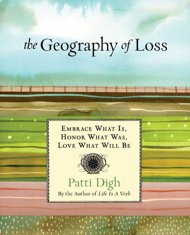 The Geography of Loss - signed copy