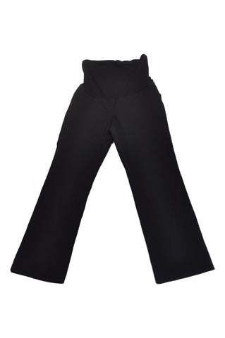 Black Stretch Career Pants by Motherhood