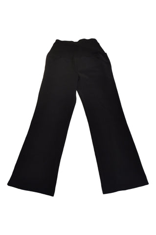 Charcoal Gray Career Pants by Oh! Mama