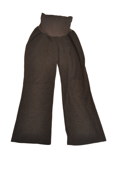 Gray Active Stretchy Pants by OH BABY!