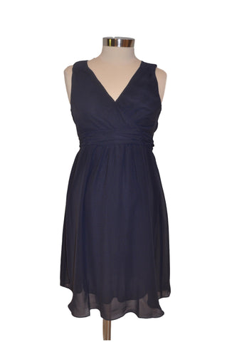 Navy Blue Sleeveless Dress by Motherhood *New With Tags*