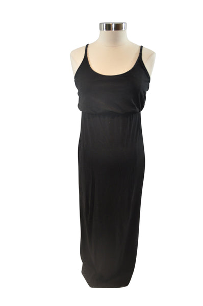 Black Casual Maxi Dress by Old Navy