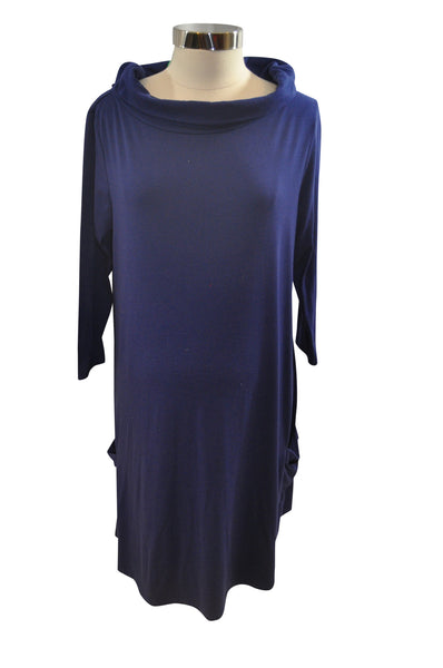 Blue T-Shirt Dress by Merona