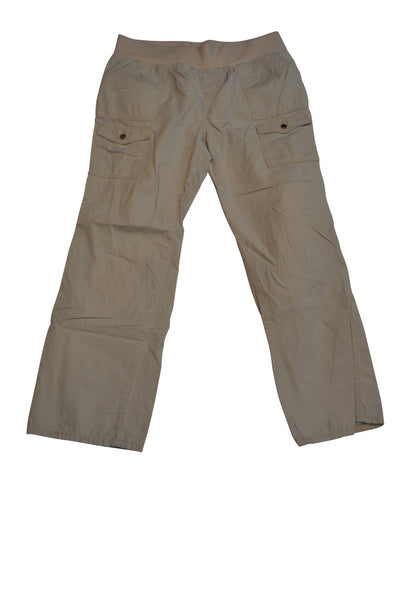 Khaki Cargo Pants by Motherhood