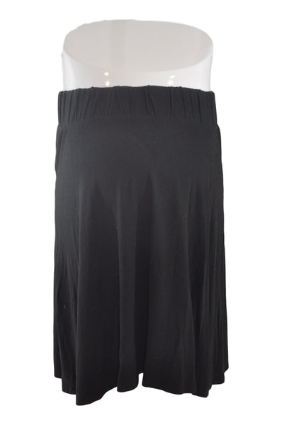 Black Flowy Skirt by Liz Lange