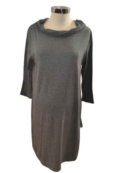 Gray T-Shirt Dress by Merona