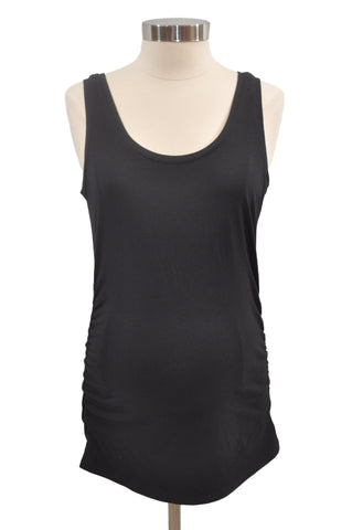 Black Scoop Neck Tank Top by Motherhood *New With Tags*