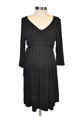Black Long Sleeve Dress by Liz Lange