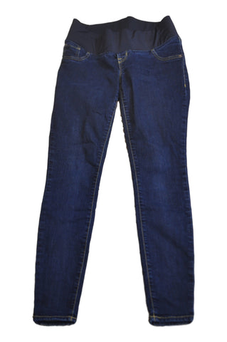 Blue Low Rise Jeans by Old Navy