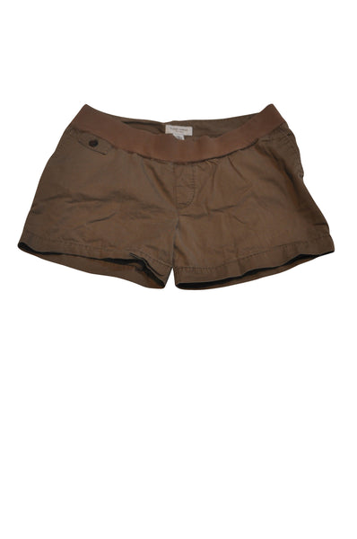 Brown Casual Shorts by Liz Lange