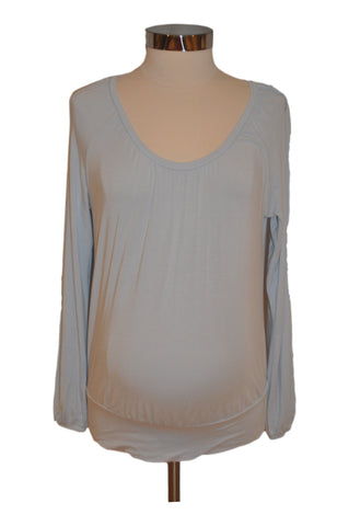 Blue Long Sleeve Top by GAP