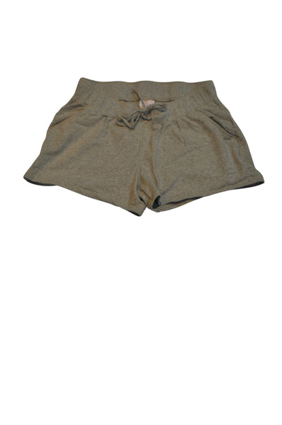 Gray Active Shorts by OH BABY!