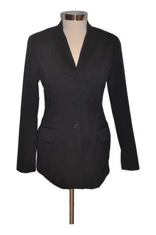 Navy Blue Stripe Blazer by Liz Lange