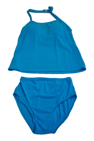 Blue 2-Piece Swimsuit by Motherhood