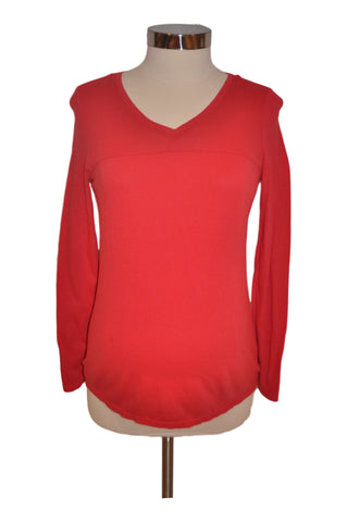 Red Long Sleeve Top by GAP