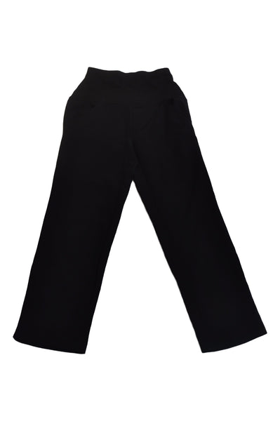 Black Career Pants by Oh! Mama