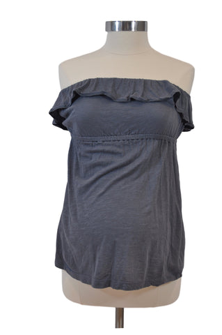 Gray Tube Top by Old Navy