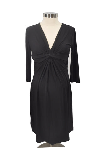 Black Long Sleeve Dress by Duo Maternity