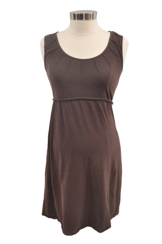 Brown Sleeveless Casual Dress by GAP