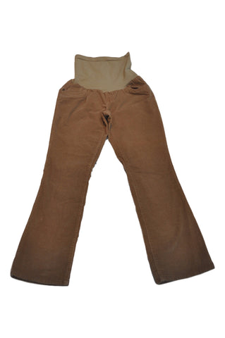 Brown Corduroy Pants by OH BABY!