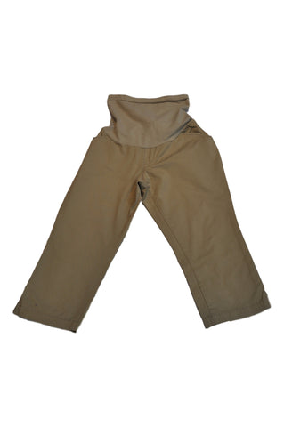 Khaki Capri Pants by Motherhood