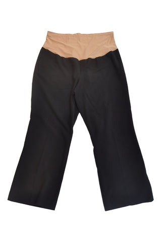 Black Pants by Duo Maternity