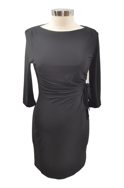 Black Long Sleeve Dress by TAYLOR (A Pea In The Pod)