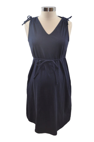 Navy Blue Sleeveless Dress by GAP