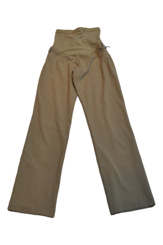 Tan Textured Career Pants by Motherhood *New With Tags*