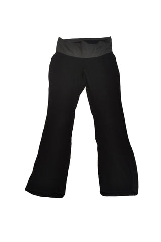 Black Yoga Pants by Motherhood