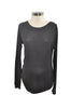 Black Long Sleeve T-Shirt by A Pea In The Pod