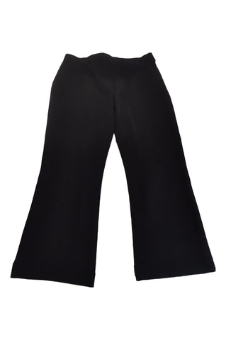 Black Career Pants by Motherhood