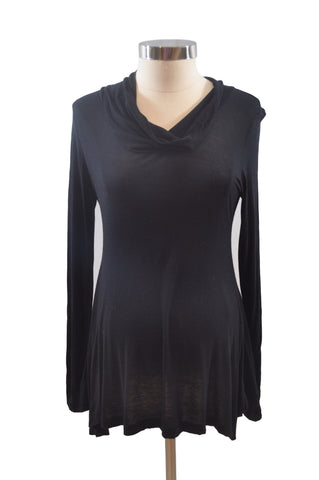 Black Long Sleeve Top by Old Navy